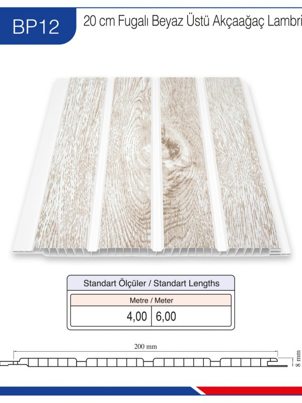 BP12-20cm-fugalı-beyaz-üstü-akağaç-lambri
