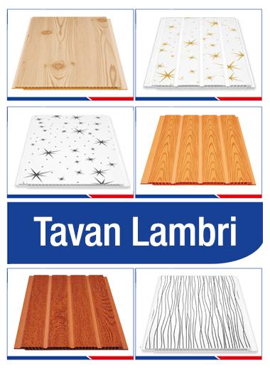 büker-plastik-tavan-lambri-ürünleri