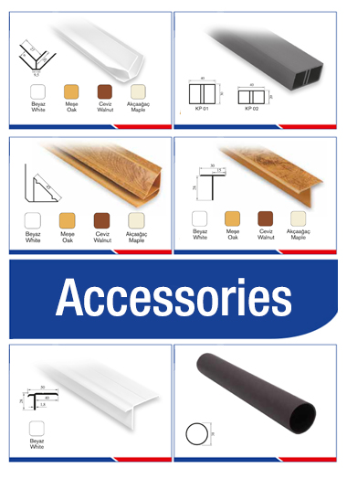 Buker Plastik Accessories