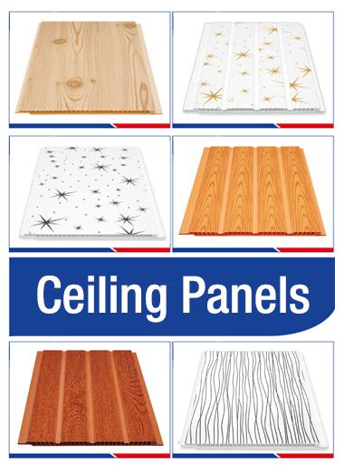 Buker Plastik Ceiling Panels